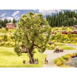 NOCH 21765 - Baum mit Baumhaus