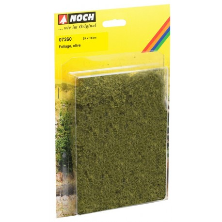 NOCH 07260 - Foliage, olive